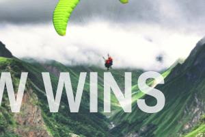 New Wins